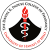 The Daniel K. Inouye College of Pharmacy Logo